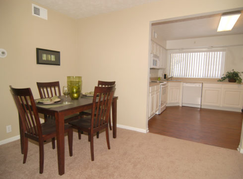 Large Range Of Updated And Remodeled Apartments .