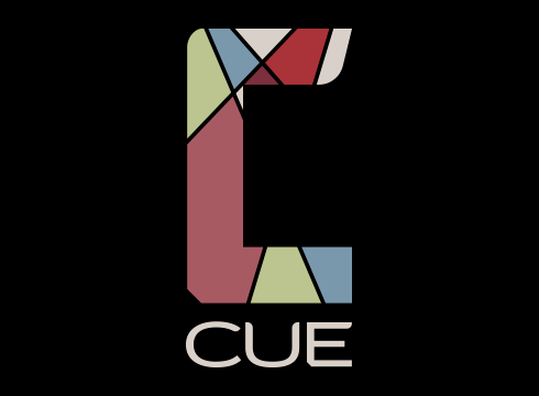 This is CUE's logo