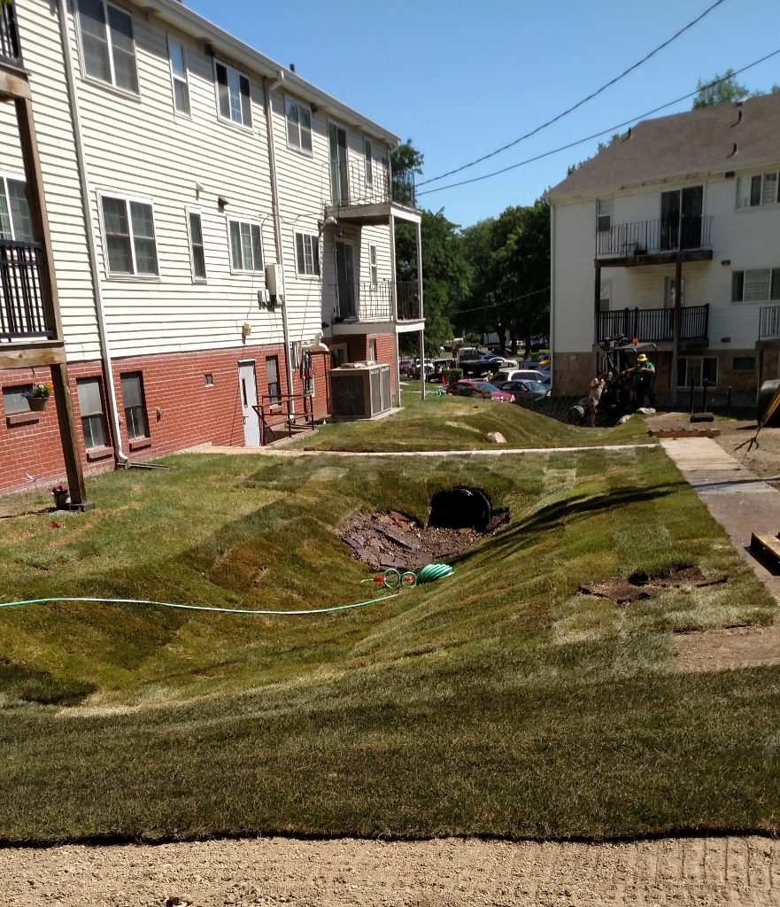 Parkwood Village Apartments: The Fun Projects Continue At These Omaha Apartments